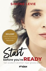 Start before you're ready | Simone Levie | 9789046824801