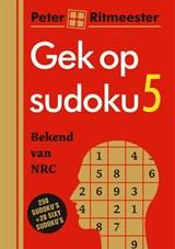 Gek op sudoku 5 | Peter Ritmeester |