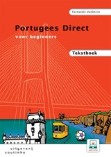 Portugees direct voor beginners - tekstboek | Fernando Venancio | 9789046905753