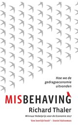 Misbehaving | Richard Thaler | 9789047011620