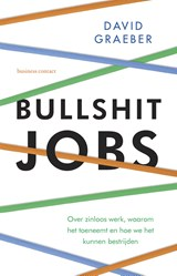 Bullshit jobs | David Graeber |