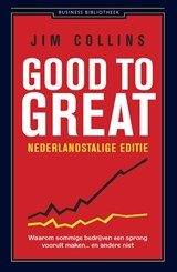 Good to great | J. Collins | 9789047093848
