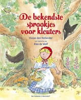 De bekendste sprookjes voor kleuters   Vivian den Hollander   9789047512882