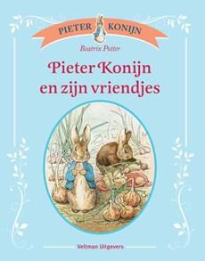 Pieter Konijn en zijn vriendjes