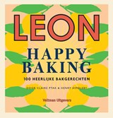 LEON Happy Baking | Claire Ptak ; Henry Dimbleby |