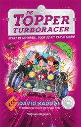 De Topper TurboRacer | David Baddiel |