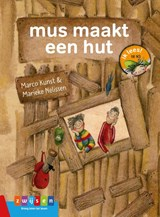 mus maakt een hut | Marco Kunst |