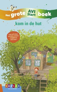 Kom in de hut
