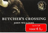 Butcher's crossing | John Williams | 9789049803292