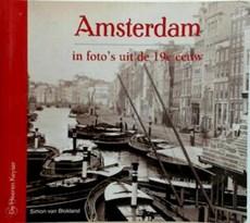 Amsterdam in foto's uit de 19e eeuw