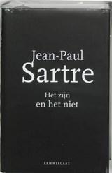 Het zijn en het niet   Jean-Paul Sartre  