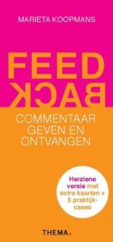 Feedback | Marieta Koopmans | 9789058718495