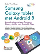 Samsung Galaxy tablet met Android 8 | Studio Visual Steps |