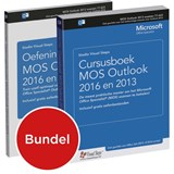 Cursusboek MOS Outlook 2013 en 2016 | Studio Visual Steps |