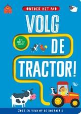 Volg de tractor | Georgie Taylor |