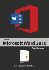 Microsoft Word 2016 | Peter Kassenaar |