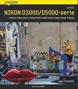 Handboek Nikon D3000/5000-serie   Hans Frederiks  