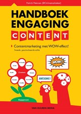 Handboek Engaging Content | Patrick Petersen |