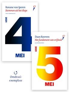 1 x Dubbeluitgave 4 en 5 mei 2021 Roxane van Iperen en Daan Roovers