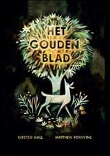 Het gouden blad   Kirsten Hall  