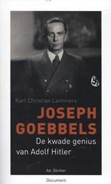 Joseph Goebbels   Karl Christian Lammers  