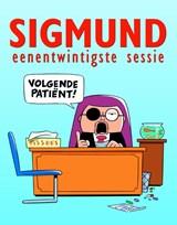 Sigmund eenentwintigste sessie   P. de Wit  
