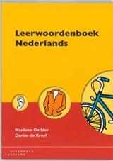 Leerwoordenboek Nederlands   M. Gathier ; D. de Kruyf  