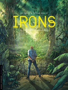 Irons 03. verdwenen in ujung batu