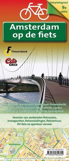 Amsterdam op de fiets