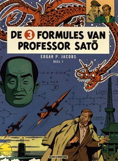 Blake en mortimer 11. de 3 formules van professor sato (01): mortimer in tokio