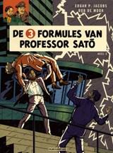 Blake en mortimer 12. de 3 formules van professor sato (02): mortimer contra mortimer | edgar pierre jacobs |