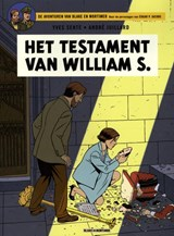 Blake en mortimer 24. het testament van william s. | andré Juillard |
