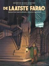 Blake en mortimer - buitenreeks 00. de laatste farao | francois schuiten |