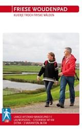 Friese Woudenpad | Stg. Wandelplatform ; Stichting Wandelplatform-Law | 9789071068812