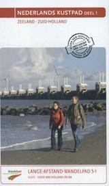 LAW 5-1 Nederlands kustpad deel 1 Zeeland Zuid-Holland: Sluis - Hoek van Holland 210km | Sietske de Vet ; Rutger Burgers ; Eveline Kooijman | 9789071068904