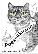 Poezenkwartet | Ella van Schaik | 9789072188137