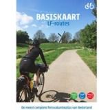 Basiskaart LF-routes fietskaarten - De meest complete fietsvakantieatlas van Nederland | auteur onbekend | 9789072930705