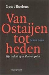 Van Ostaijen tot heden | Buelens, G. | 9789075697353