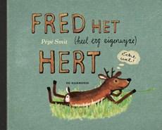 Fred het (heel erg eigenwijze) hert