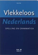 Vlekkeloos Nederlands Spelling en grammatica | D. Pak |