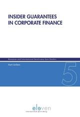 Insider Guarantees in Corporate Finance | Aart Jonkers |