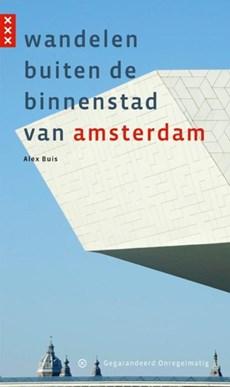 Wandelen buiten de binnenstad van Amsterdam - wandelgids Amsterdam