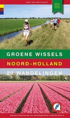 Groene wissels Noord-Holland - wandelgids Noord-Holland