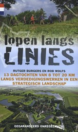 Lopen langs linies | Rutger Burgers ; Rob Wolfs |