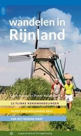 Wandelen in Rijnland - wandelgids Zuid-Hollandse deel van het Groene Hart | Cock Hazeu ; Peter Kuiper | 9789078641865