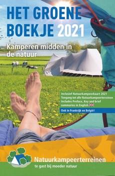 Het Groene Boekje 2021 natuurkampeerterreinen campinggids