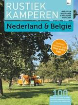 Rustiek Kamperen in Nederland & België | Marjolijn Bastiaanse ; Karjanne Wierenga | 9789082955019