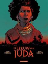 De leeuw van juda 02. boek 2/3 | hugues labiano | 9789085586227