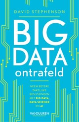 Big data ontrafeld | David Stephenson | 9789089654236