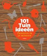101 Tuinideeën | Jenny Hendy | 9789089896407